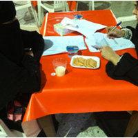 Female work in Saudi Arabia
